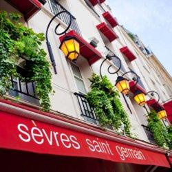 Hotel Sèvres Saint Germain - Façade