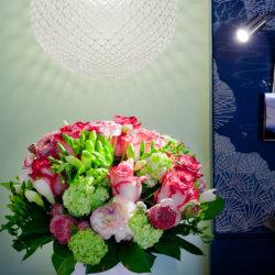 Hotel Sevres Saint Germain - Détail fleur