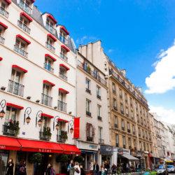 Hotel Sevres Saint Germain - Facade