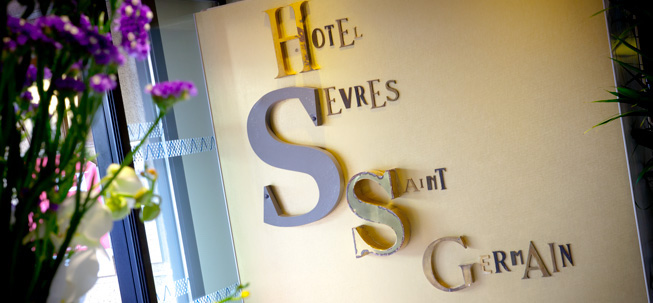 Hotel Sevres Saint Germain - Hall