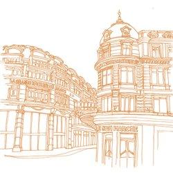 Hotel Sevres Saint Germain - Le bon marché