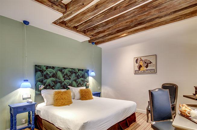 Hotel Sevres Saint-Germain - Chambre Prestige