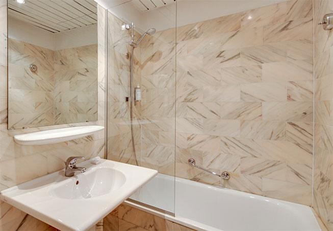 Hotel Sevres Saint-Germain - Salle de bain Supérieure