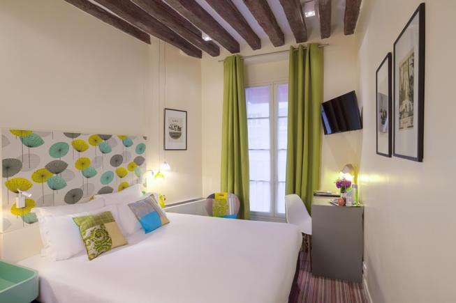 Hotel Sevres Saint Germain - Chambre classique