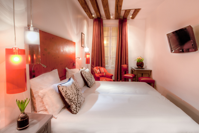Hotel Sevres Saint Germain - Chambre deluxe