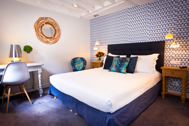 Hotel Sevres Saint Germain - Chambre superieure